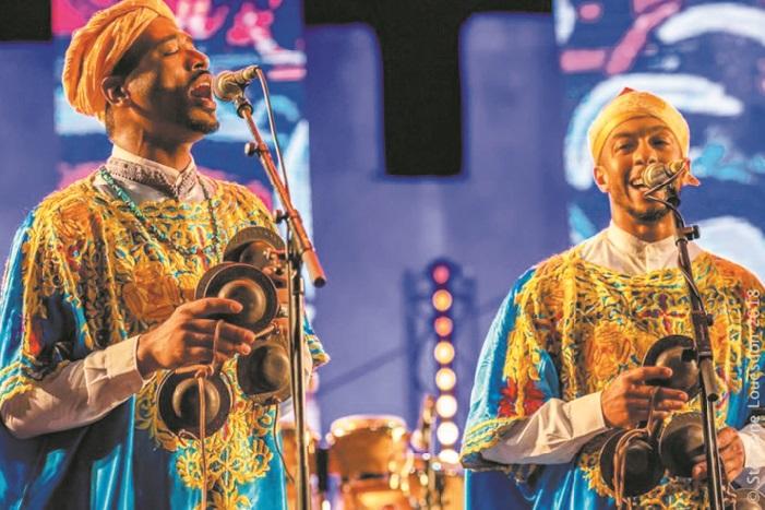 Le Festival Gnawa Show, une invitation à découvrir la magie de la musique gnawa à la marrakchie