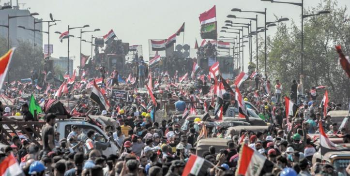 La désobéissance civile s'accentue en Irak