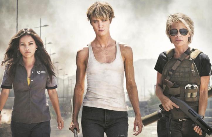 """Terminator : dark fate"" s'empare du box-office"