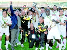 Super Coupe d'Afrique : Le MAS s'offre l'Espérance à Tunis