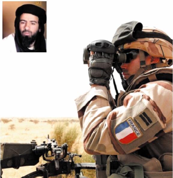 Neutralisation du cerveau d'Al-Qaïda au Sahel