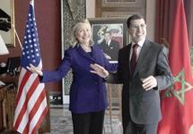 Hillary Clinton pour la réouverture des frontières entre le Maroc et l'Algérie