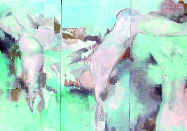 """Entretien avec l'artiste peintre Florence Arnold : """"La complexité de l'humain est une source intarissable d'inspiration"""""""
