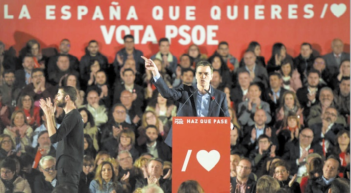 Nouveau scrutin en Espagne dominé par la crise en Catalogne