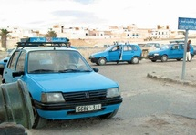 Essaouira : Les chauffeurs de taxi protestent contre l'insécurité