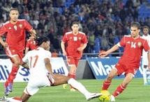 Le Onze national confirme son titre de champion des matches amicaux : Une petite victoire mais pas trop de satisfaction