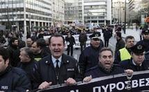 Crise économique :  Les syndicats européens manifestent contre l'austérité
