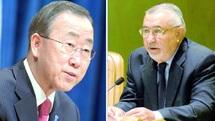 Entretiens à New York entre Ban Ki-moon et Abdelouahed Radi : L'ONU et l'UIP explorent les moyens de renforcer leur coopération