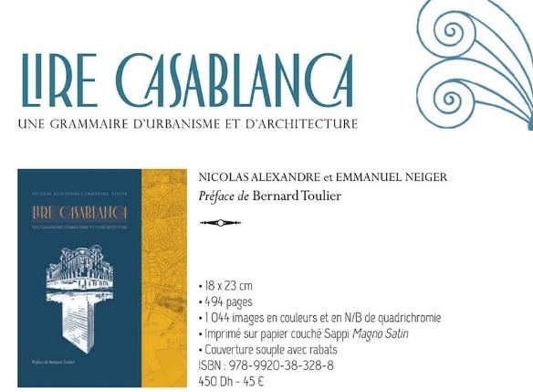 """""""Lire Casablanca"""", une invitation à comprendre le développement urbain de la métropole"""
