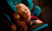 Insolite : Dispositif anti-oubli de bébé