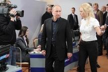 L'opposition dénonce des élections frauduleuses : Poutine de retour au Kremlin dès le premier tour