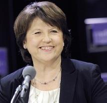 Première secrétaire du Parti socialiste français : Martine Aubry attendue demain à Rabat