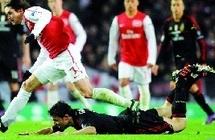 Ligue des champions : Arsenal auteur d'un exploit pour rien
