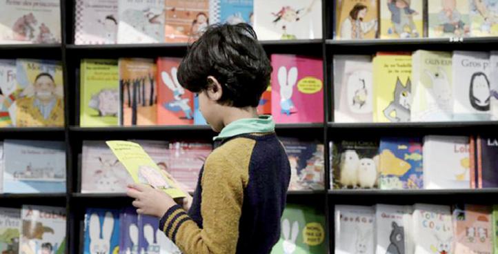 Nouvelle édition du Salon du livre de l'enfant et de la jeunesse