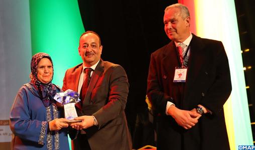 Hommage à quatre pionniers du  théâtre marocain  à l'ouverture du Festival national  du théâtre