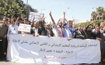 Deux sit-in observés en une semaine : Les enseignants titulaires de la licence donnent de la voix