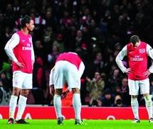 Arsenal: une élimination porteuse d'espoir