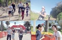 Ce dimanche à Bouskoura «6 km course marche»