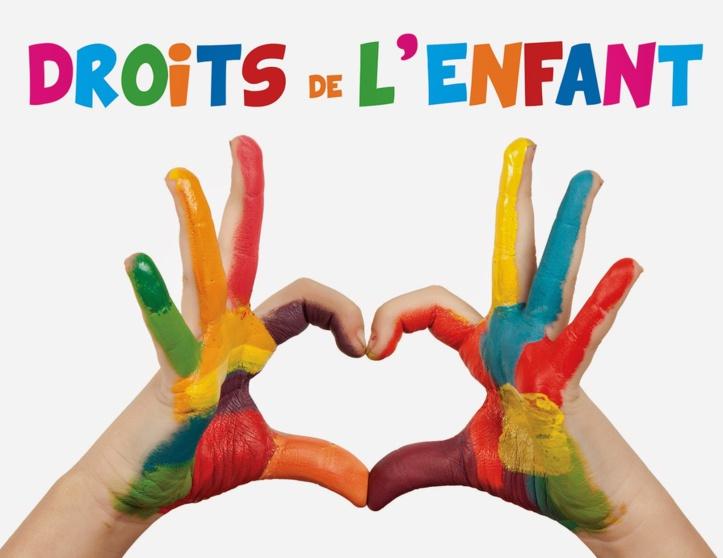 Commémoration aujourd'hui de la  Journée mondiale des droits de l'enfant