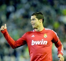 23ème succès du Real Madrid : 32ème but pour Ronaldo
