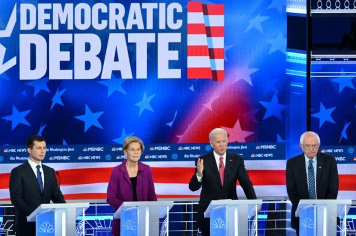 Unis contre Trump, les démocrates exposent leur division entre modérés et progressistes