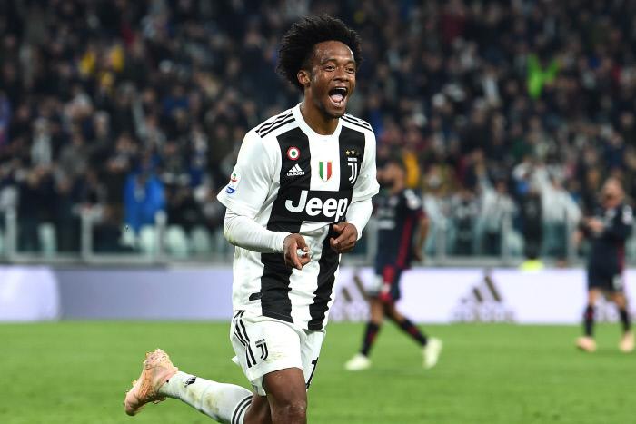Cuadrado prolonge  jusqu'en 2022 à la Juventus