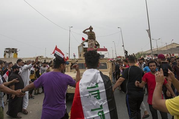 Face aux manifestants, les politiciens irakiens s'accrochent à leurs privilèges
