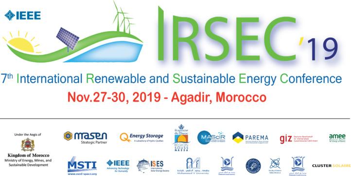 L'IRSEC'2019 planche sur les défis et opportunités actuels et futurs