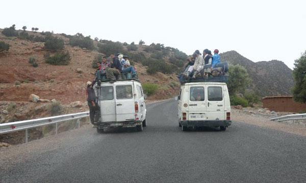 Le transport clandestin alimente les tensions sociales