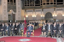 S.M le Roi préside la cérémonie de lancement du régime : 8,5 millions de personnes bénéficieront du RAMED