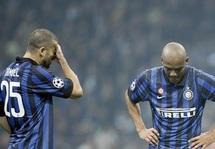 Ligue des champions : Inter Milan, fin d'une époque