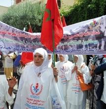 Les Marocains expulsés d'Algérie en sit-in aujourd'hui à Rabat :  Y a-t-il quelque espoir de voir Alger reconnaître ses torts ?