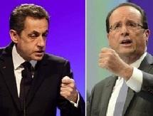 Présidentielle française : Nicolas Sarkozy provoque François Hollande à distance