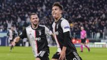 Dybala offre la première place à la Juventus