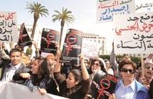 A Rabat, des manifestants réclament l'abrogation de l'article 475 du Code pénal : «Nous sommes tous des Amina Filali»