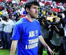 Le Barça gagne pour Abidal
