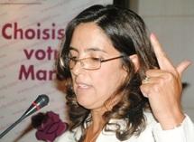 """Entretien avec Saloua Karkri : """"La conjoncture nationale nécessite un véritable projet de société"""""""