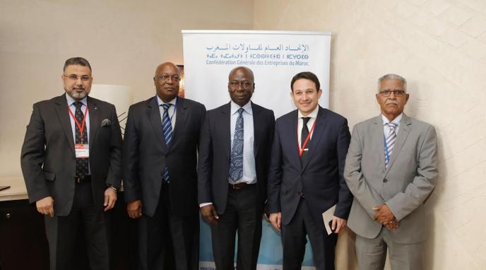 """Lancement à Marrakech de la """"Coalition Business Afrique"""" à l'initiative de la CGEM"""