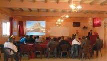 Elèves, professeurs, associations féminines et élus ont participé à la rencontre : L'élève rurale au centre d'un débat à l'école Mohammed V de Tafraout