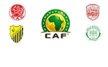 Coupes africaines  : Les clubs marocains visent l'entame parfaite