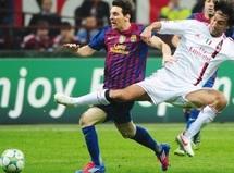 Ligue des champions : Milan et Barça dos à dos, le Bayern presque en demies