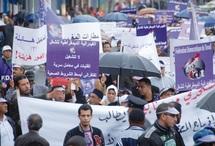 """Larbi Habchi, membre du Bureau central de la FDT, à propos de la loi sur la grève : """"Le gouvernement Benkirane entrave l'exercice du droit syndical"""""""