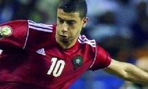 """Belhanda assume pleinement son choix """"naturel"""" de jouer pour le Maroc"""