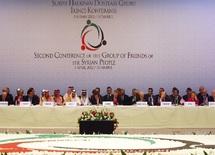 """Conférence des """"Amis de la Syrie"""" : La Russie regrette le caractère """"unilatéral"""" de la réunion"""