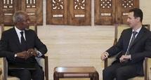 Devant un scepticisme international  : Damas accepte l'application du plan de paix onusien