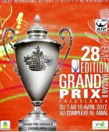 Grand Prix Hassan II de tennis : Un tableau relevé pour la 28ème édition