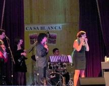 Concert de rock au Théâtre italien : Radical Sheet et Nicola Aliotta font danser les Casablancais
