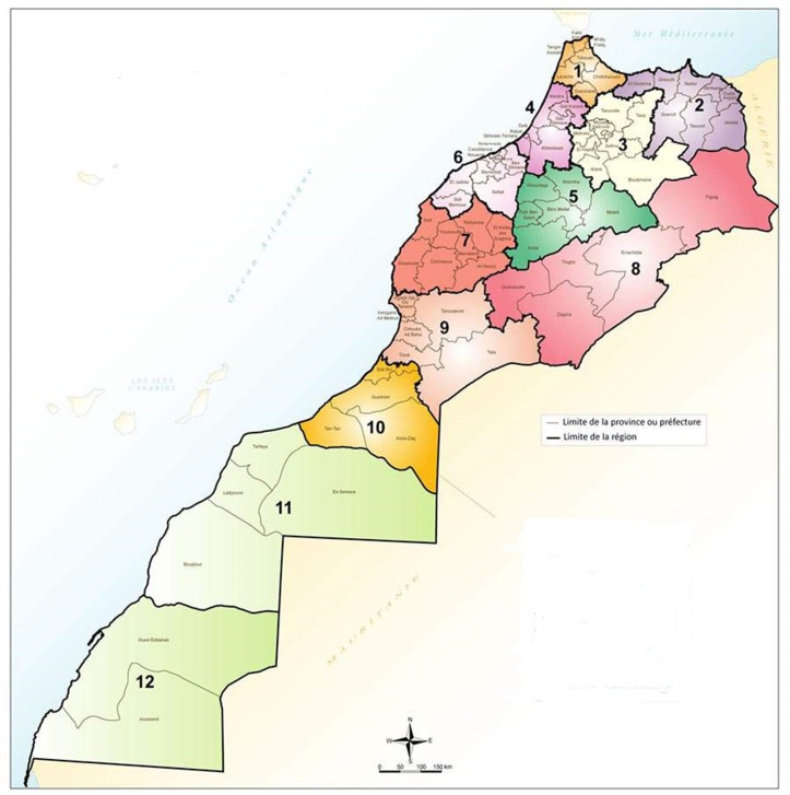 Assises de la régionalisation avancée les 20 et 21 décembre à Agadir