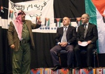 La pièce a attiré de très nombreux spectateurs, y compris le roi Abdallah II et son épouse la reine Rania : La Jordanie se presse au théâtre pour rire des despotes arabes