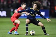 Ligue Europa: Arsenal et la Roma au rendez-vous des seizièmes